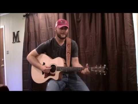 Craig Campbell - Keep Them Kisses Comin' (Cody Martin Cover)