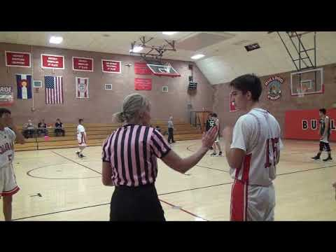 Parkhill Christian Academy Basketball at Colorado School for the deaf and Blind 01272020