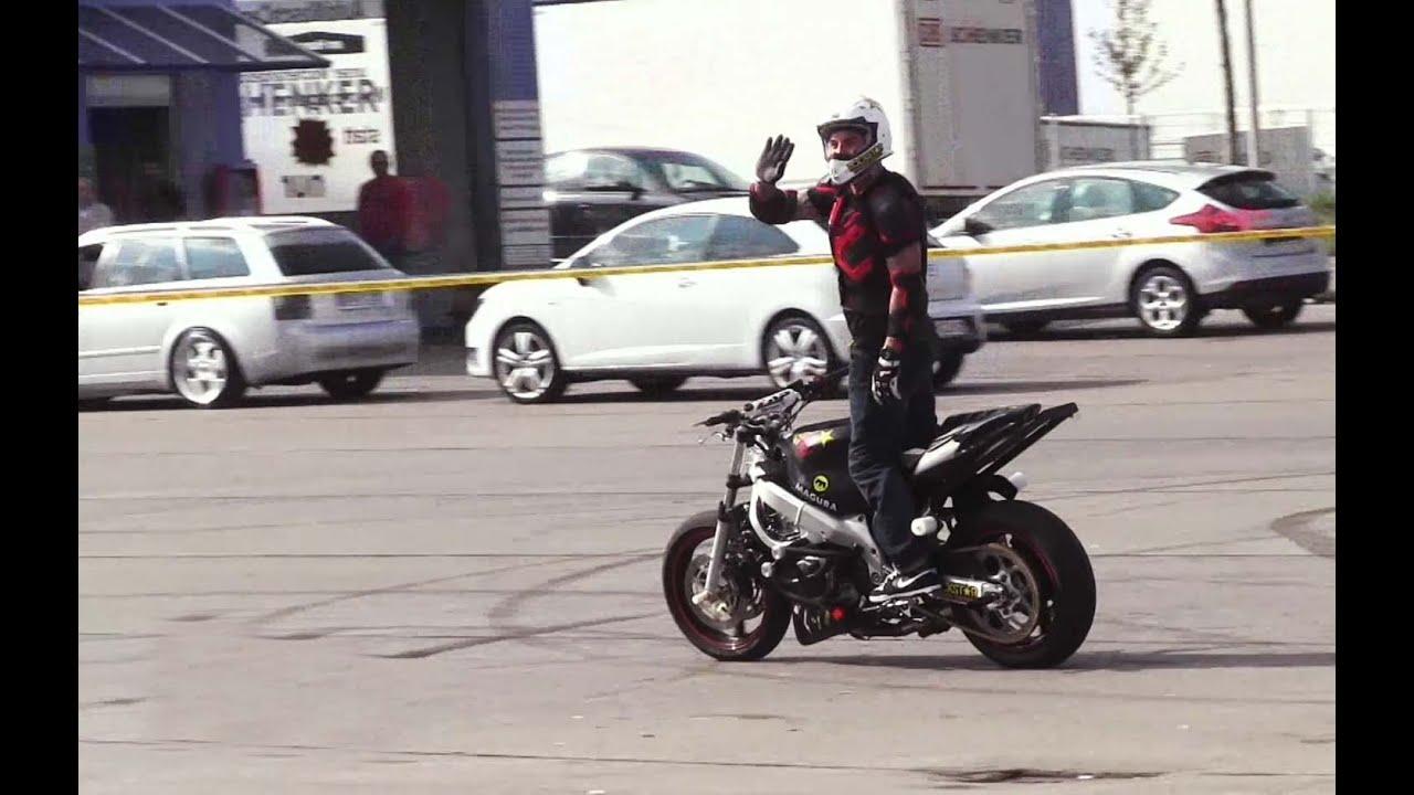 Jens' Stuntbike // GRIP - BIKE EDITION