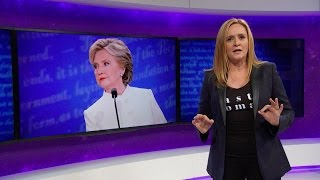 Download MP4 Videos - Debate 3: The Good, The Bad, The Nasty (Act 1, Part 2) | Full Frontal with Samantha Bee | TBS