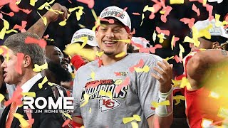 Patrick Mahomes Is The Best Player In The NFL | The Jim Rome Show