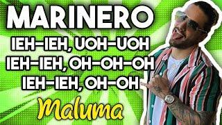 Maluma - Marinero
