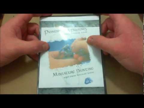 Miniature Painting DVD Set-By Jeremie Bonamant Teboul, Vid 160