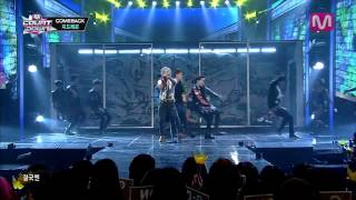 G-DRAGON_삐딱하게 (CROOKED by G-DRAGON@Mcountdown 2013.9.12)