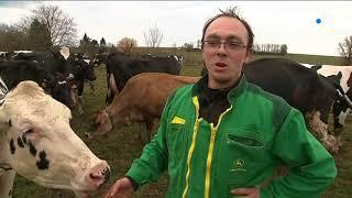 Inchy: un agriculteur promet 3000 litres de lait aux Restos du Cœur si sa vidéo est vue 10 000 fois
