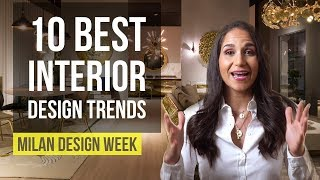 Interior Design Trends | Milan Design Week, Salone Del Mobile | Home Design Ideas