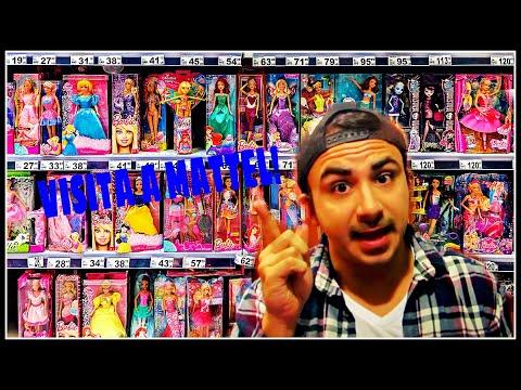 Visita a Mattel Chile - DooToysCollector