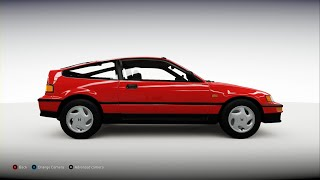 Forza Horizon 2 - 1991 Honda CR-X SiR