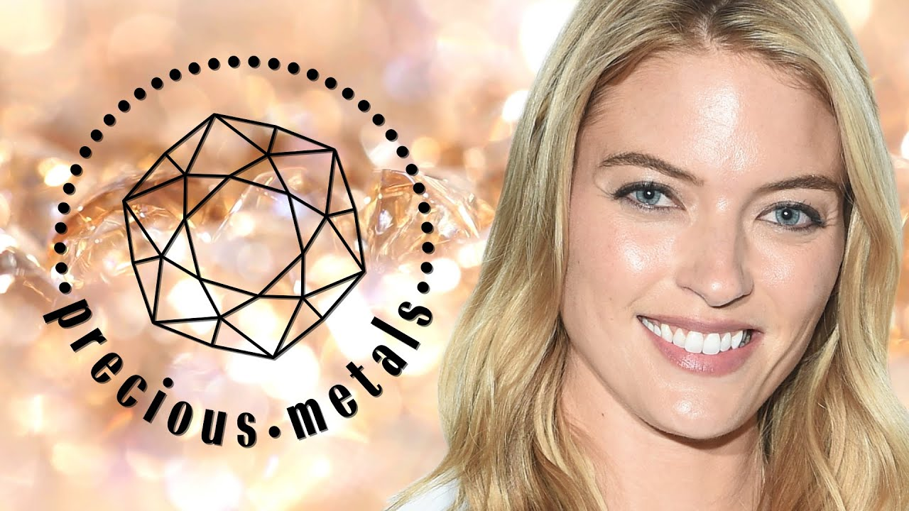 Martha Hunt Shows Us Her Dazzling Engagement Ring | Precious Metals | Marie Claire