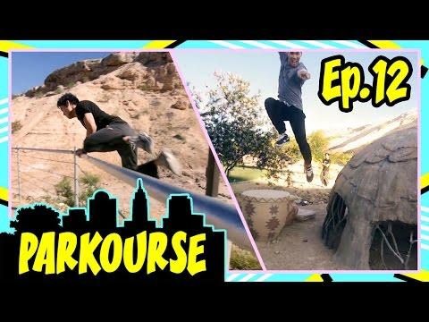 Parkourse Cement Hut Edition! (Ep. 12)