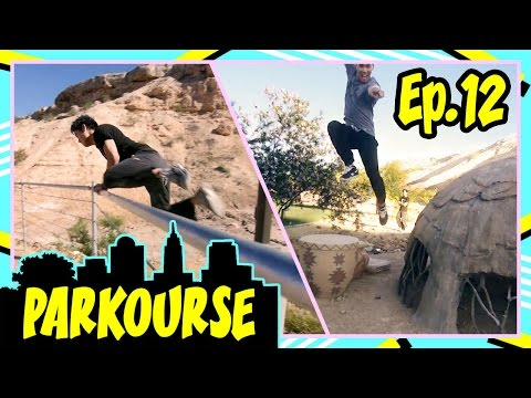 Parkourse Cement Hut Edition! (Ep. 12)