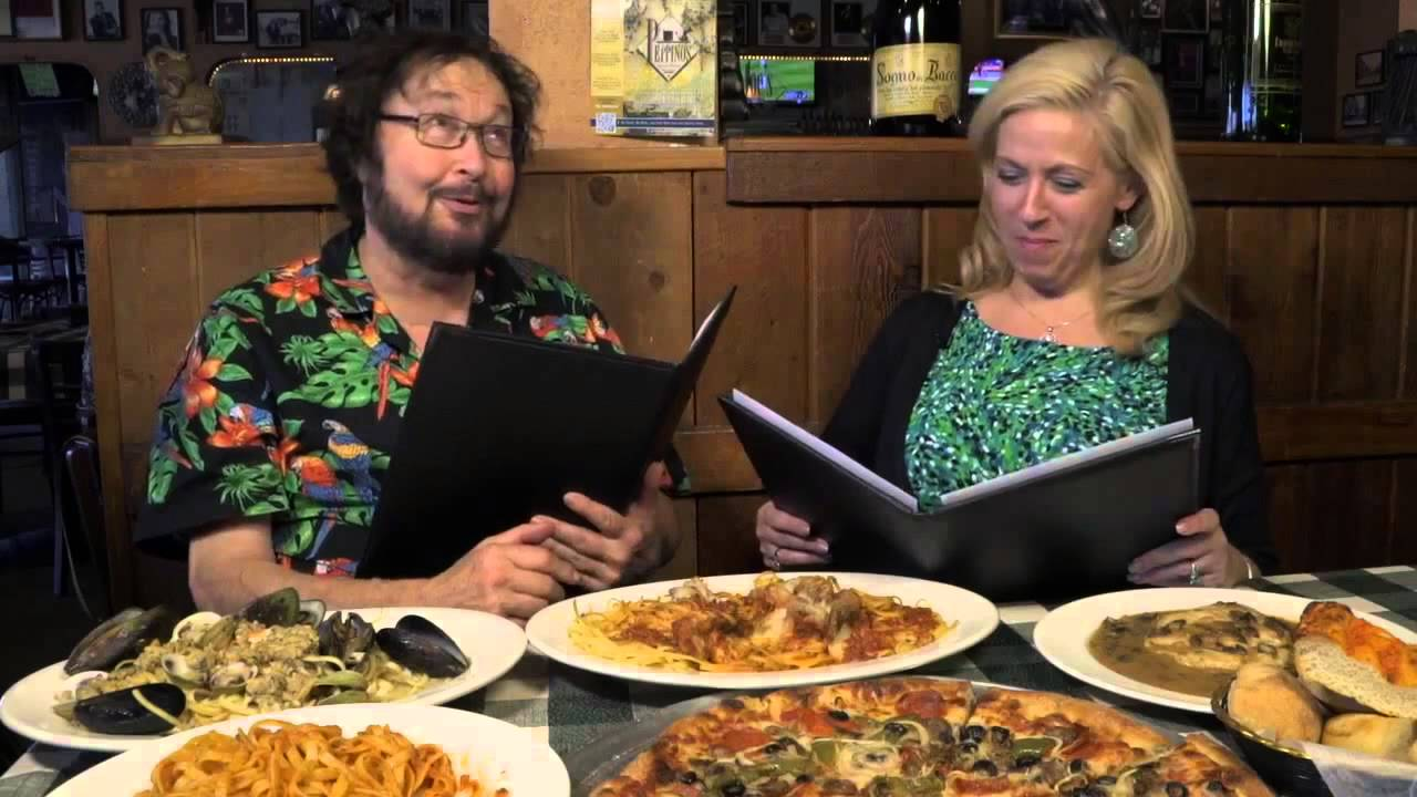 Peppino S Italian Restaurant: Let's Dine Out Features Peppino's