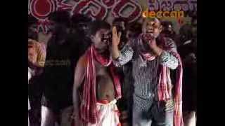 deccantv - Reladhula palellara rela song in telangana Dhoom Dham