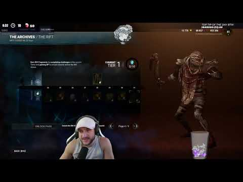 EXPLORING THE RIFT & ARCHIVES! - Dead by Daylight