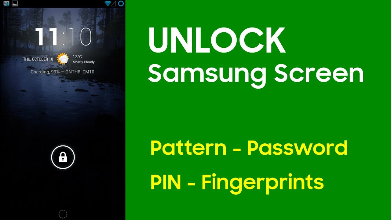 SOLVED: How to unlock a samsung mobile Y Pro duos B5512 - Fixya