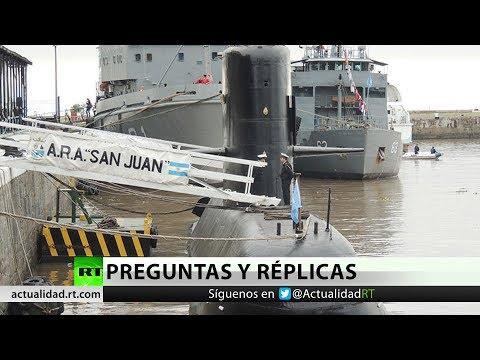"""Ministro de defensa argentino sobre ARA San Juan: """"Hemos relevado el secreto para la justicia"""""""