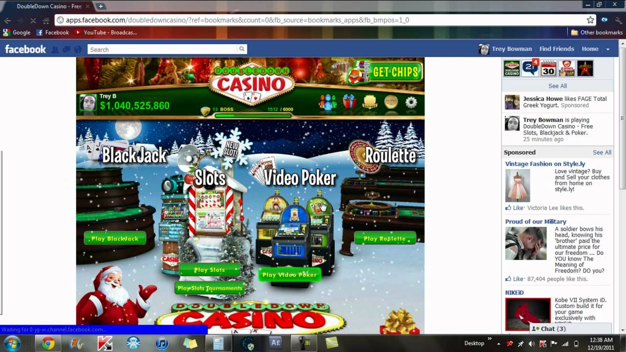 double down casino cheats youtube