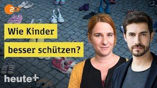 Lügde: Wie Kinder besser vor sexuellem Missbrauch schützen, Frau Beckmann?   heute+ Livestream