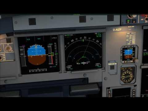 [EX-YU] FSX | DLH255 | Dubrovnik (LDDU)-Munich(EDDM) | Aerosoft Airbus A320 |  Epizoda #1