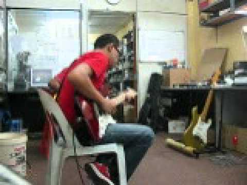 Ceriatone SSS & OTS FM 50 - featuring Wan GiGi and Aji, clip 1 of 3