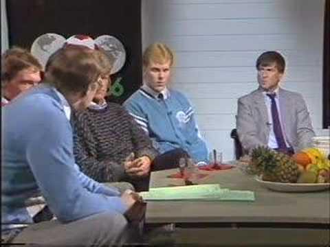 """""""Danmark Olé"""" – Højdepunkter fra kval. til VM 86 (7/12)"""
