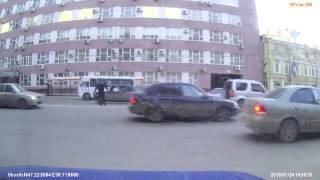 Покатилось колесо, Ворошиловский  24 января 2016  Ростов на Дону