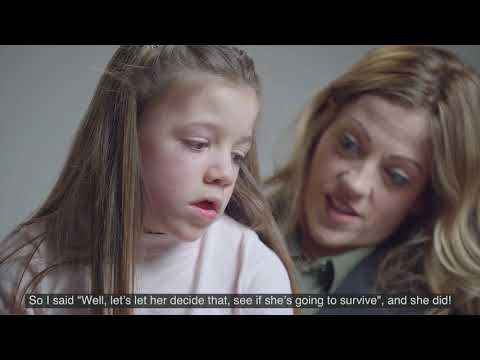 Missing An X: Turner Syndrome Campaign Video