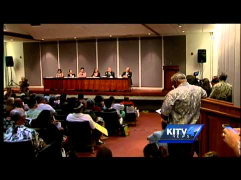 Proposal gives federal recognition to Native Hawaiians
