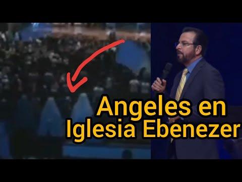 Camaras CAPTAN 2 ANGELES en Iglesia Ebenezer de San Pedro Sula