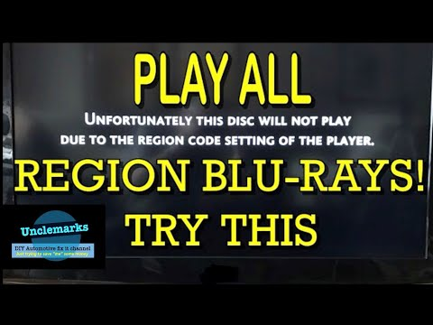 How To Play Other Region Blu-rays (EP 102) Why Does My Player Not Play?