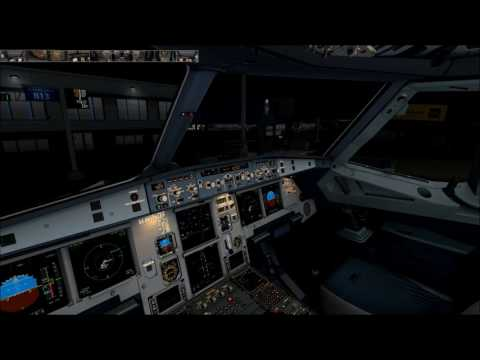 [FSX] Athens LGAV - Bucharest LROP with A320
