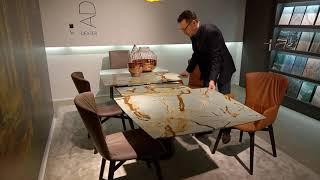 Adler II extending table - Video