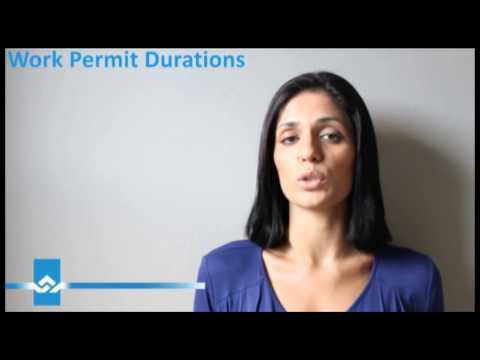 Canada Work Permit Duration