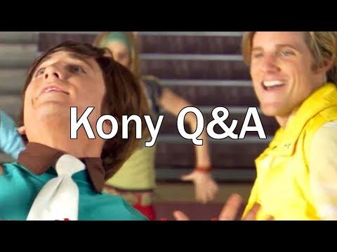 KONY Q&A