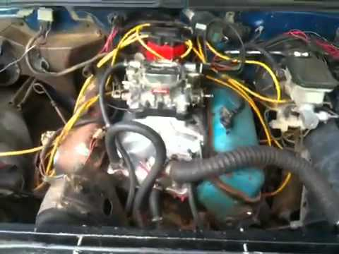 S10 with 454 Big Block - YouTube
