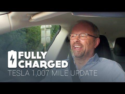 Tesla Mile Update