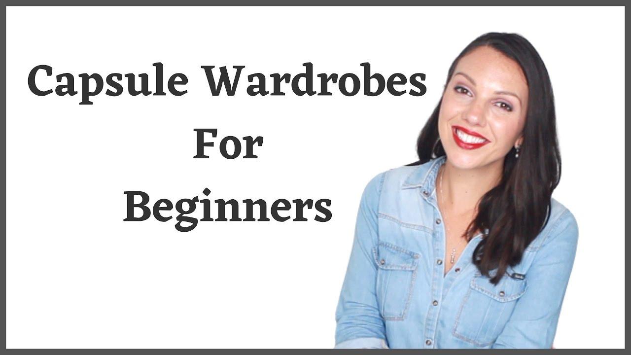 Capsule Wardrobe: A Beginner's Guide