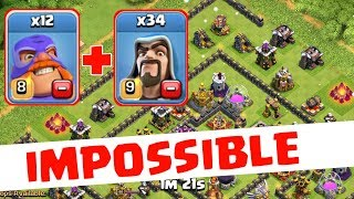 IMPOSSIBLE STRATEGY #15, CLASH OF CLANS INDIA