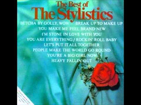 I'm Stone In Love With You: The Stylistics