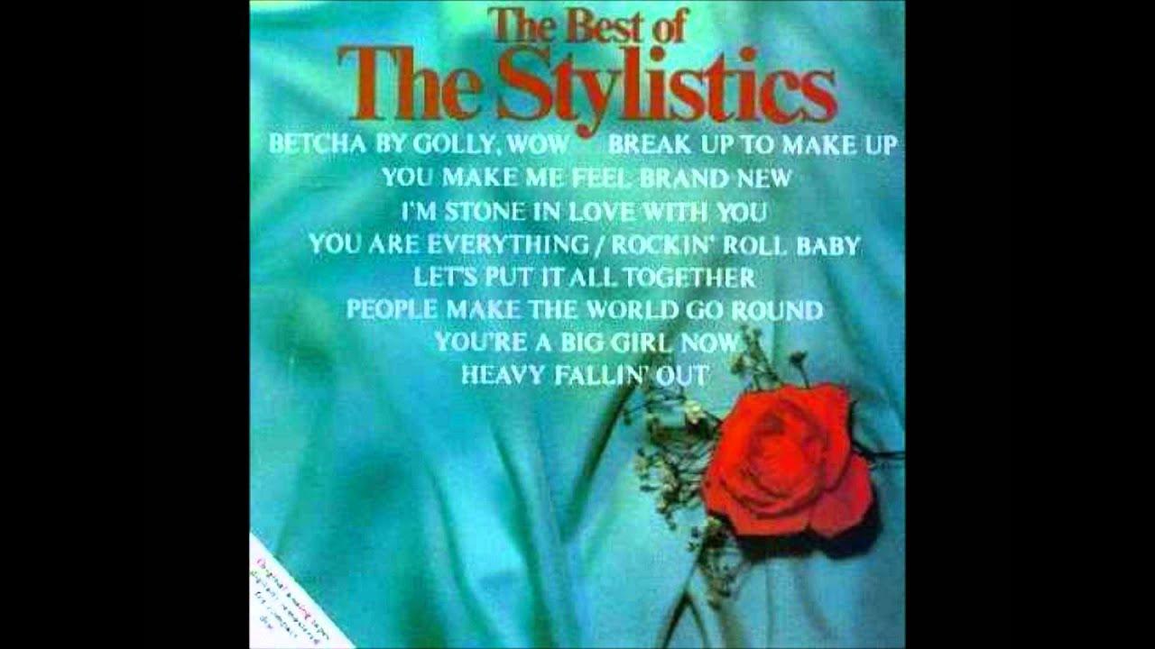 The Stylistics Lyrics