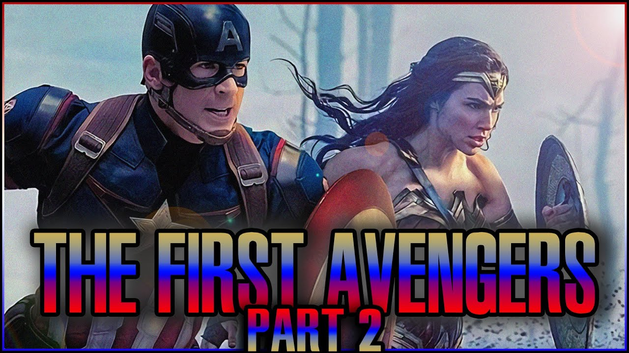 What If Marvel and the DC shared a CINEMATIC UNIVERSE? | The First Avengers