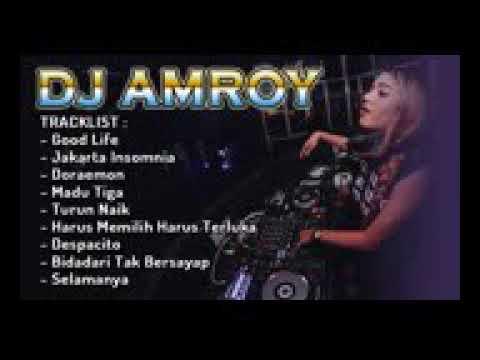 DJ AMROY 17 JULI 2017 REMIX BREAKBEAT TERBARU DI JAMIN BIKIN GOYANG BROO....!!! ASIK ASIK JOSS