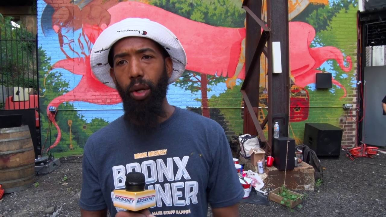 Andre Trenier Bronx Brewery
