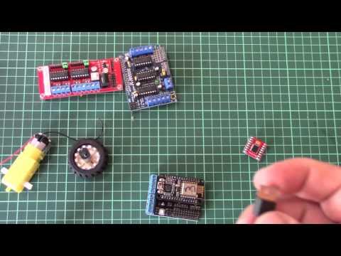 Control de Motores - Que puente en H usar?