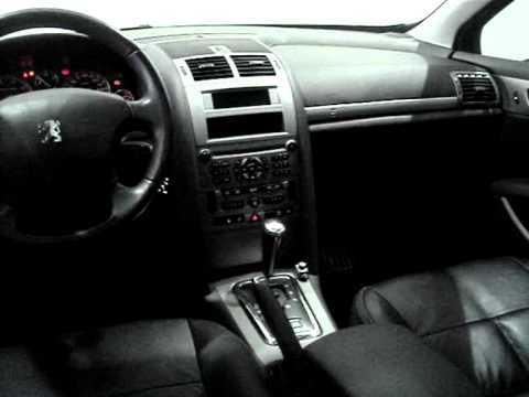 Peugeot 407 Sw Interior 2 Youtube