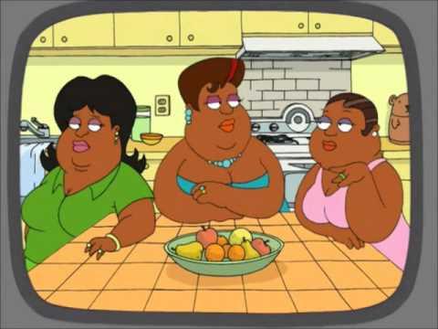 Family Guy - Mhm