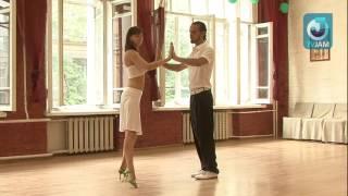 Видео-уроки аргентинского танго для начинающих. Урок №3