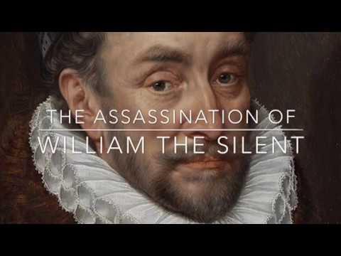 The Assassination of William the Silent (William of Orange)