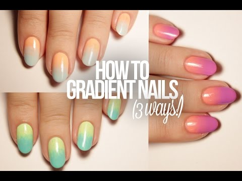 How To Do Grant Nails 3 Ways