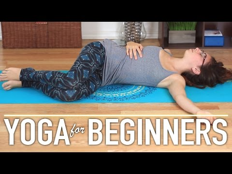 Stress Relief Yoga – 15 Minute Relaxing & Calming Sequence